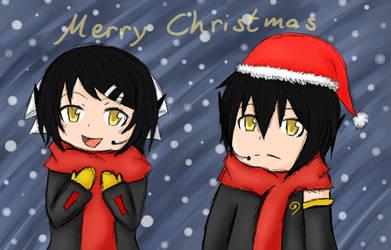 A Very Merry Christmas~ by AnjuSendo