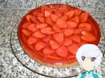 Mikleo and Cake by AnjuSendo