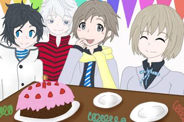 Happy Birthday Daichi by AnjuSendo