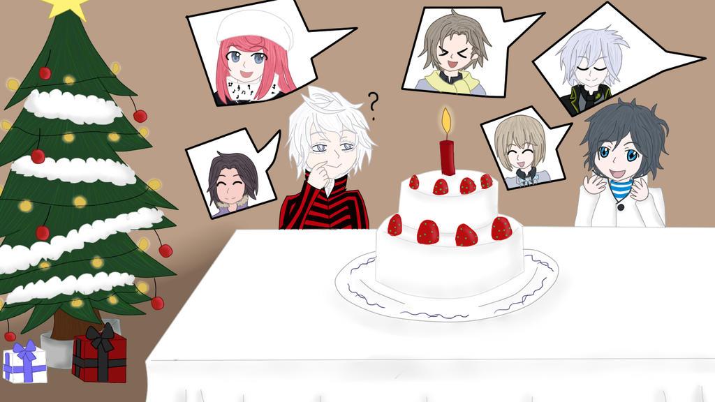 Merry Christmas by AnjuSendo