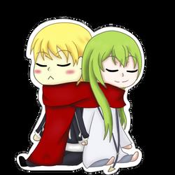 Gil and Enkidu