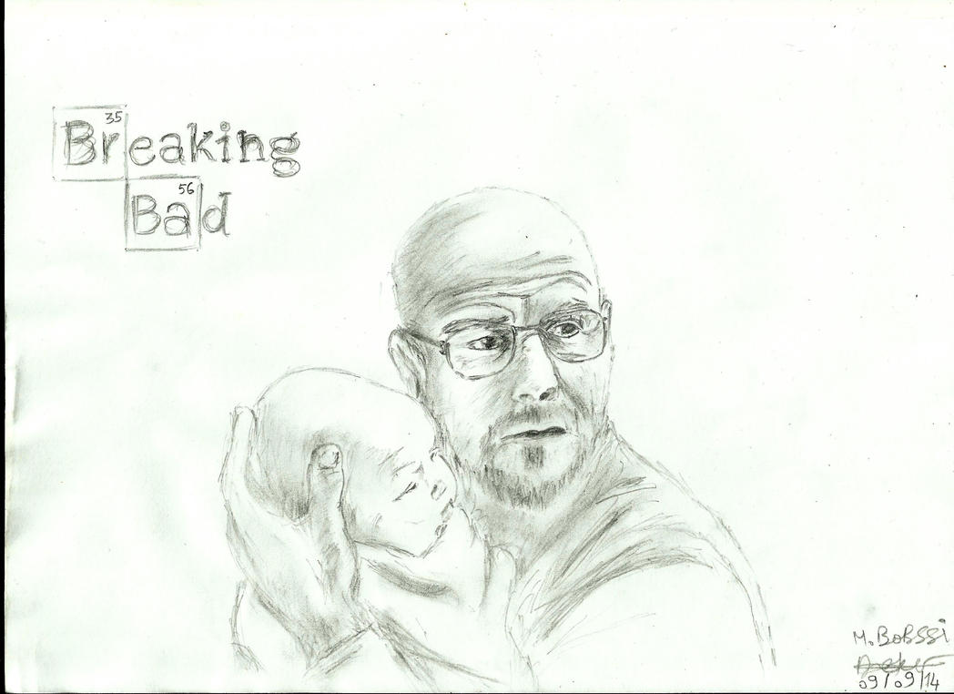 Walter white by ANTI-MADRIDISTAA