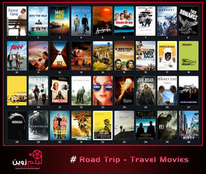 Road Trip Movies by ANTI-MADRIDISTAA