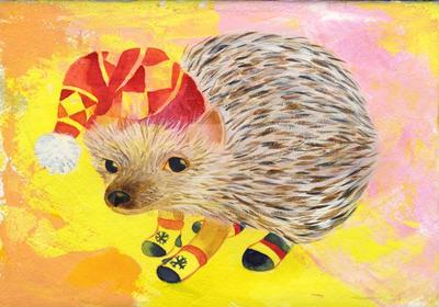 Hedgehog by RagAragno