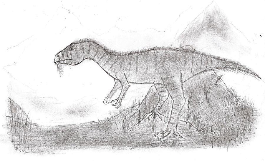 Velocisaurus - Remake