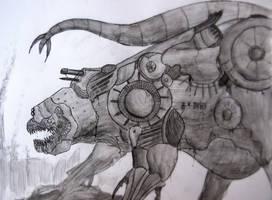 Robotic Apocalypse by ArticZephyr