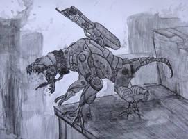 Robotic Apocalypse 2 by ArticZephyr