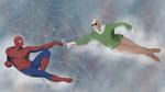Creation of Spider-Man by JXrnx