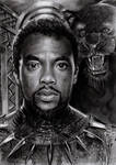 Black Panther by N13galvao