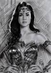 Wonder Woman 84 by N13galvao