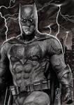 JL-Batman by N13galvao