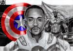 Avengers - Captain America Sam Wilson