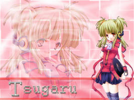 Tsugaru Chan - Desktop by Orochibman