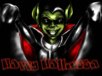 Count Krankula - Happy Halloween 2012 by GitlerHobostein