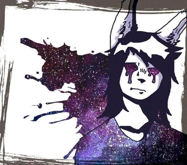 Galaxy by RinJohnesTyler