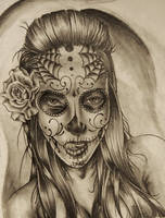 Day Of the Dead by Jahrepin