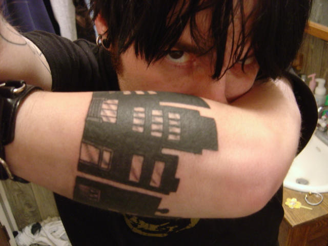 joshys tattoo by BouncingGoldfish