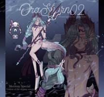 [OPEN / Adoptable] OraShorn 02 by LovelessIsm