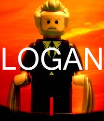 Lego Logan Cover by AFlahrman