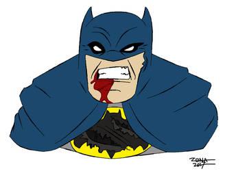 Dark Knight Returns by AFlahrman