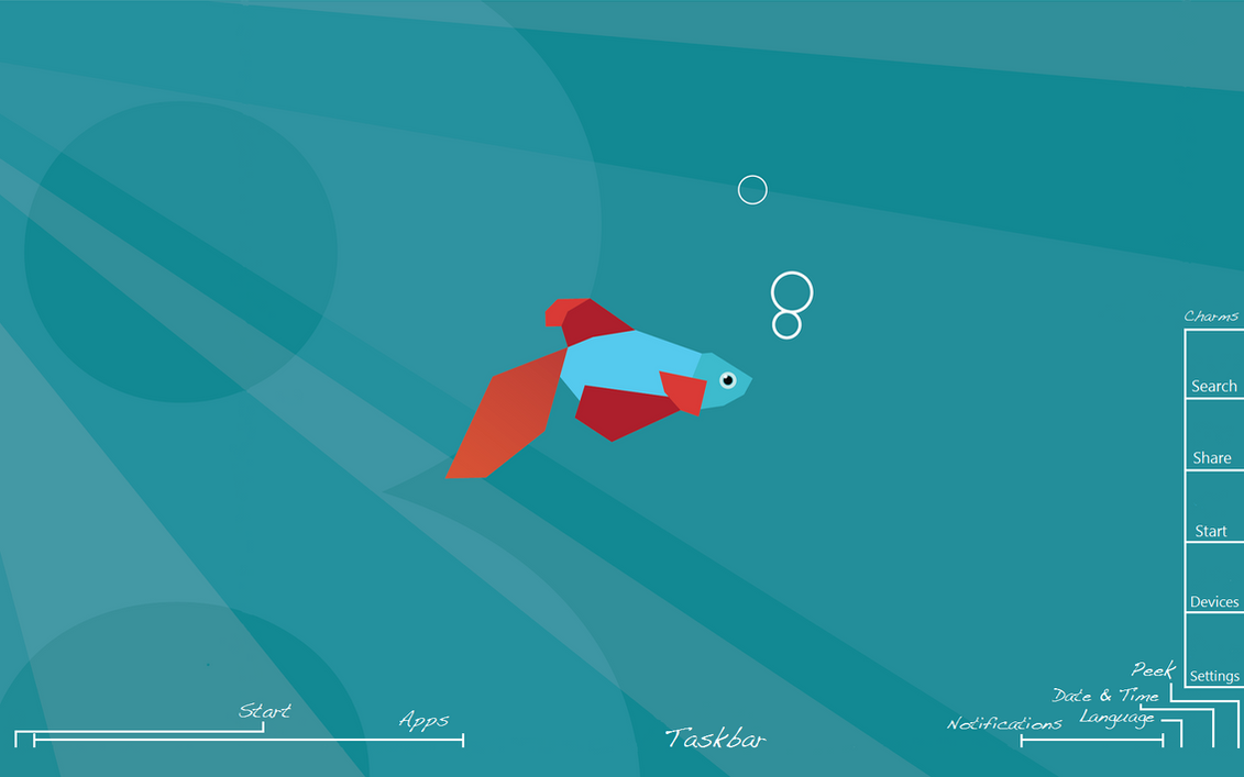 Windows 81 metta fish blueprint wallpaper by recoxblazer on windows 81 metta fish blueprint wallpaper by recoxblazer malvernweather Images