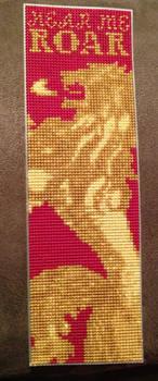 Lannister Bookmark