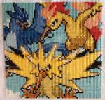 Legendary Bird Trio
