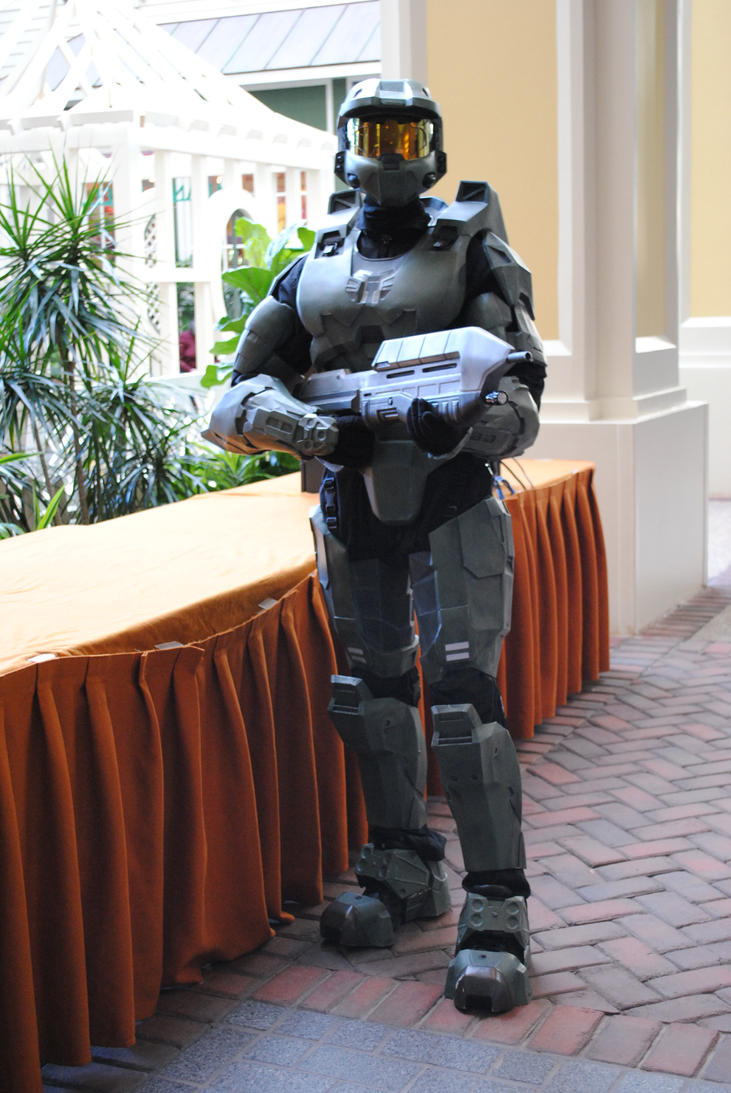 Halo Cosplay by Sarahcfgirl