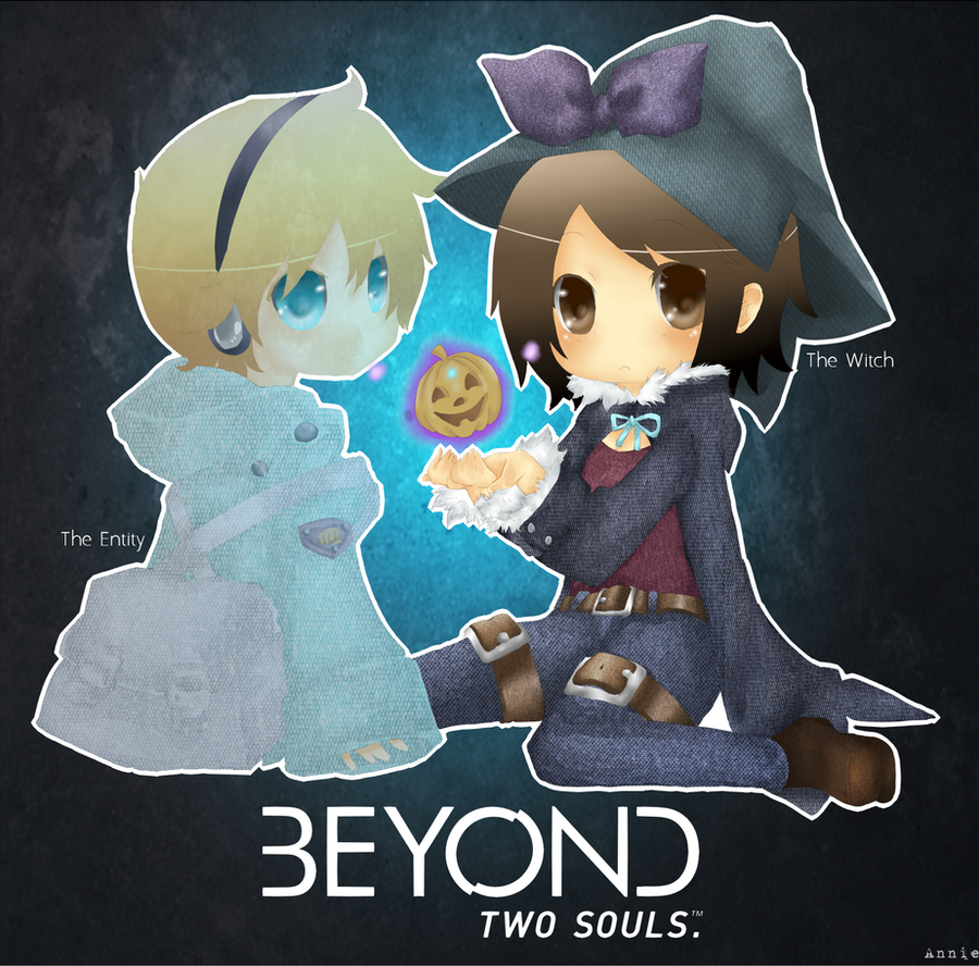 Beyond Two Souls Fan Art