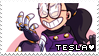 Tesla Stamp by acierr