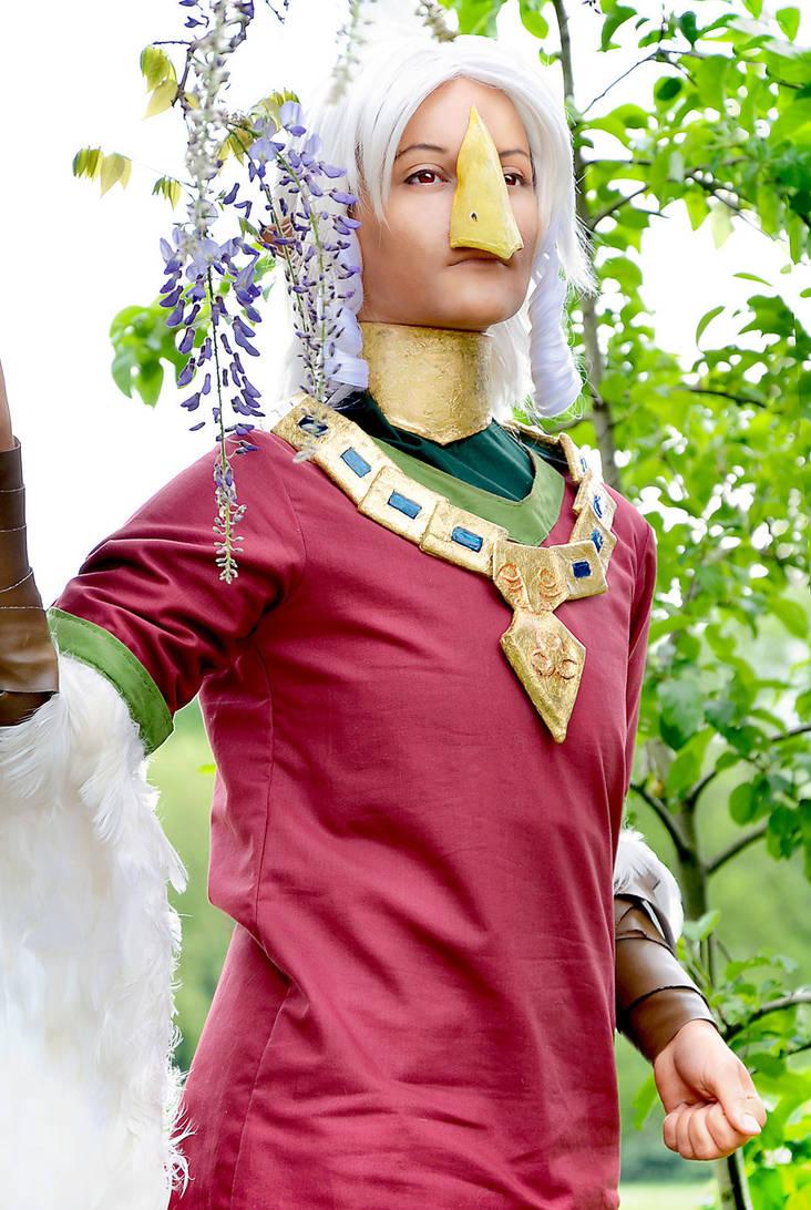 Prince Komali Cosplay 4