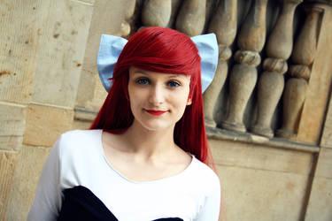 Ariel Cosplay 1