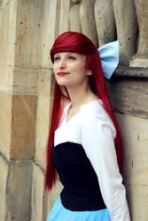 Ariel Cosplay 2