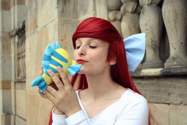 Ariel Cosplay 3