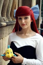 Ariel Cosplay 4