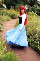 Ariel Cosplay 5