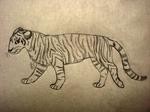 Javan Tiger