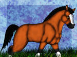 .:Brown Horse:.