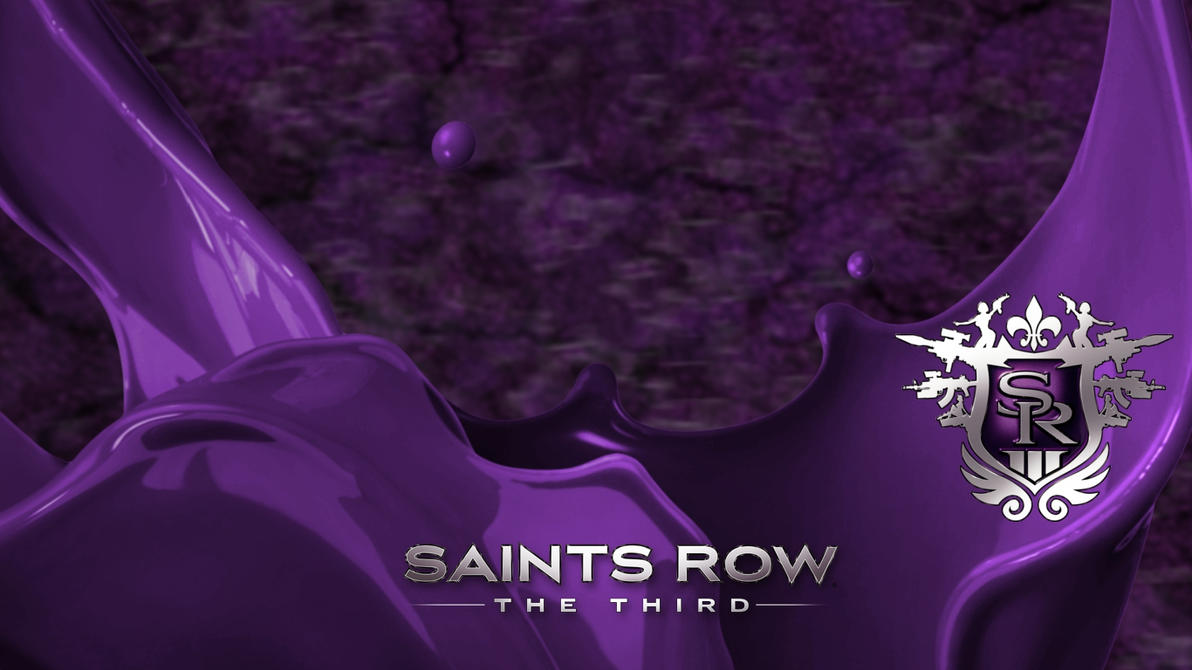 saintsrow the third dye wallpaper by binarymap on deviantart