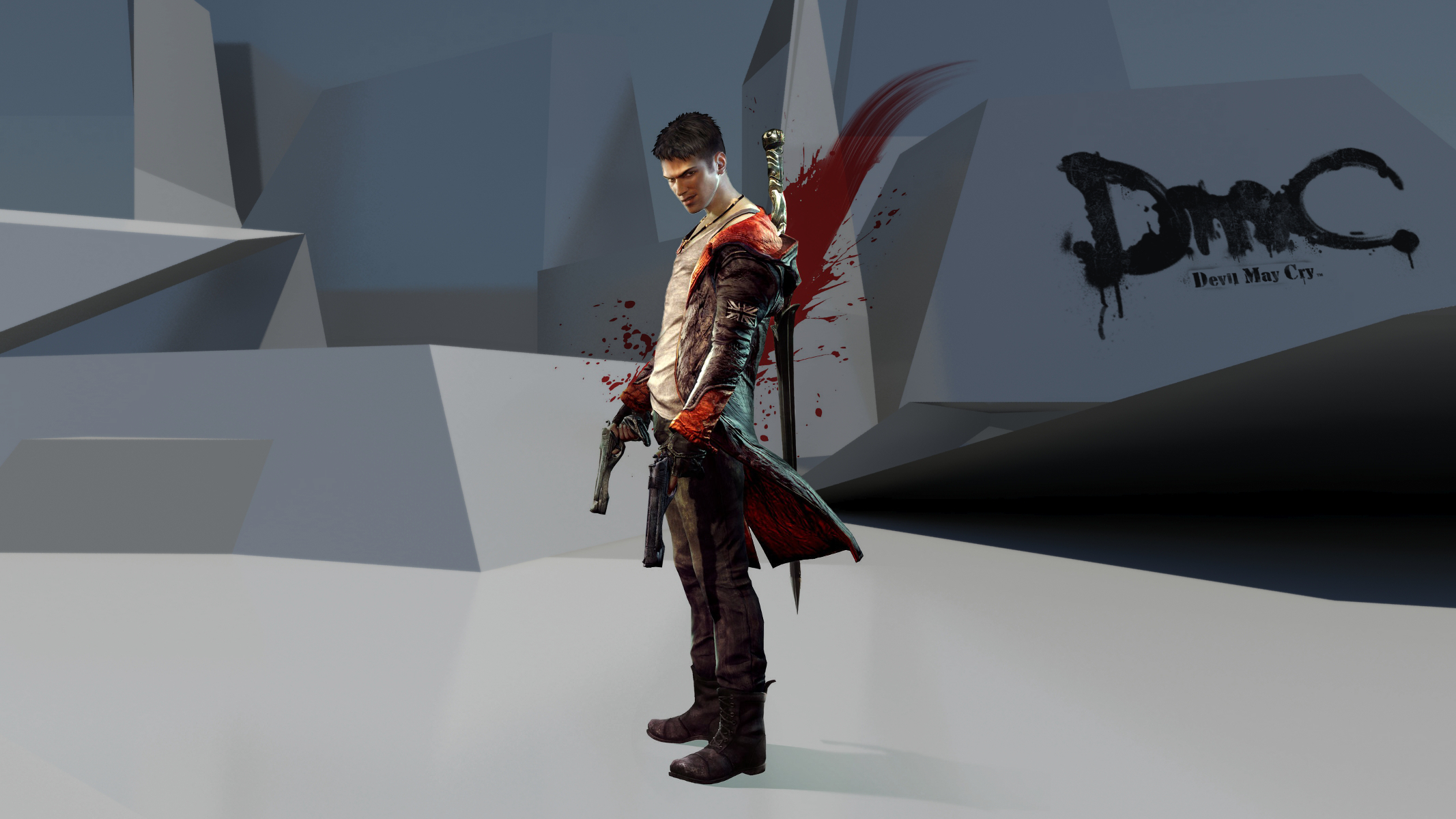 Devil may cry 5 dante 3d wallpaper by binary map on deviantart devil may cry 5 dante 3d wallpaper by binary map voltagebd Gallery