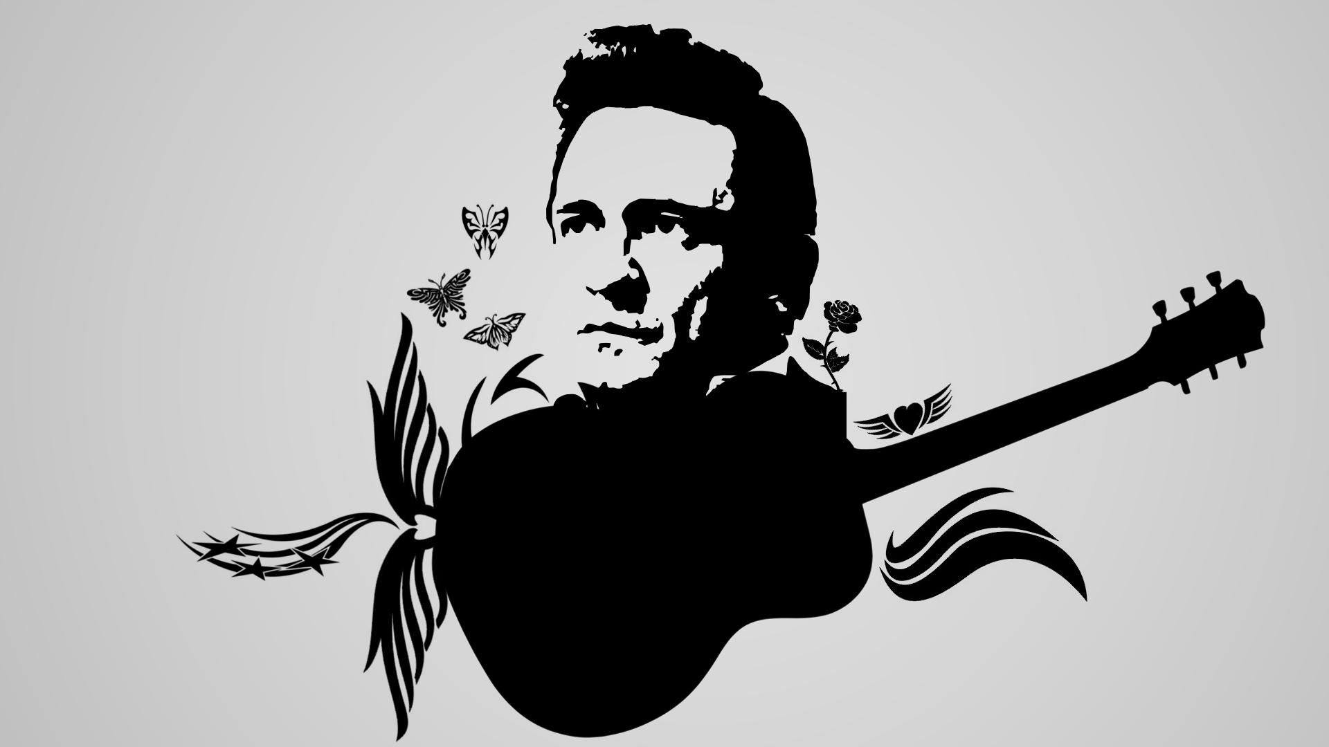 Johnny Cash By Binary-Map On DeviantArt