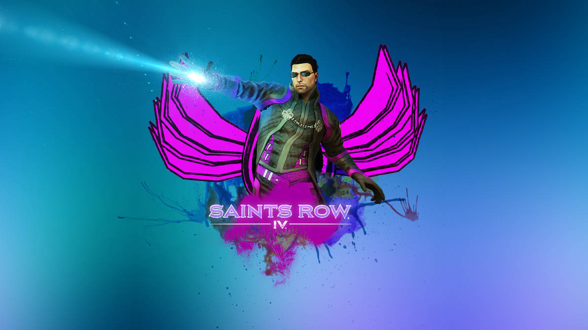 Saints Row 4 - The Supernatural by Binary-Map on DeviantArt