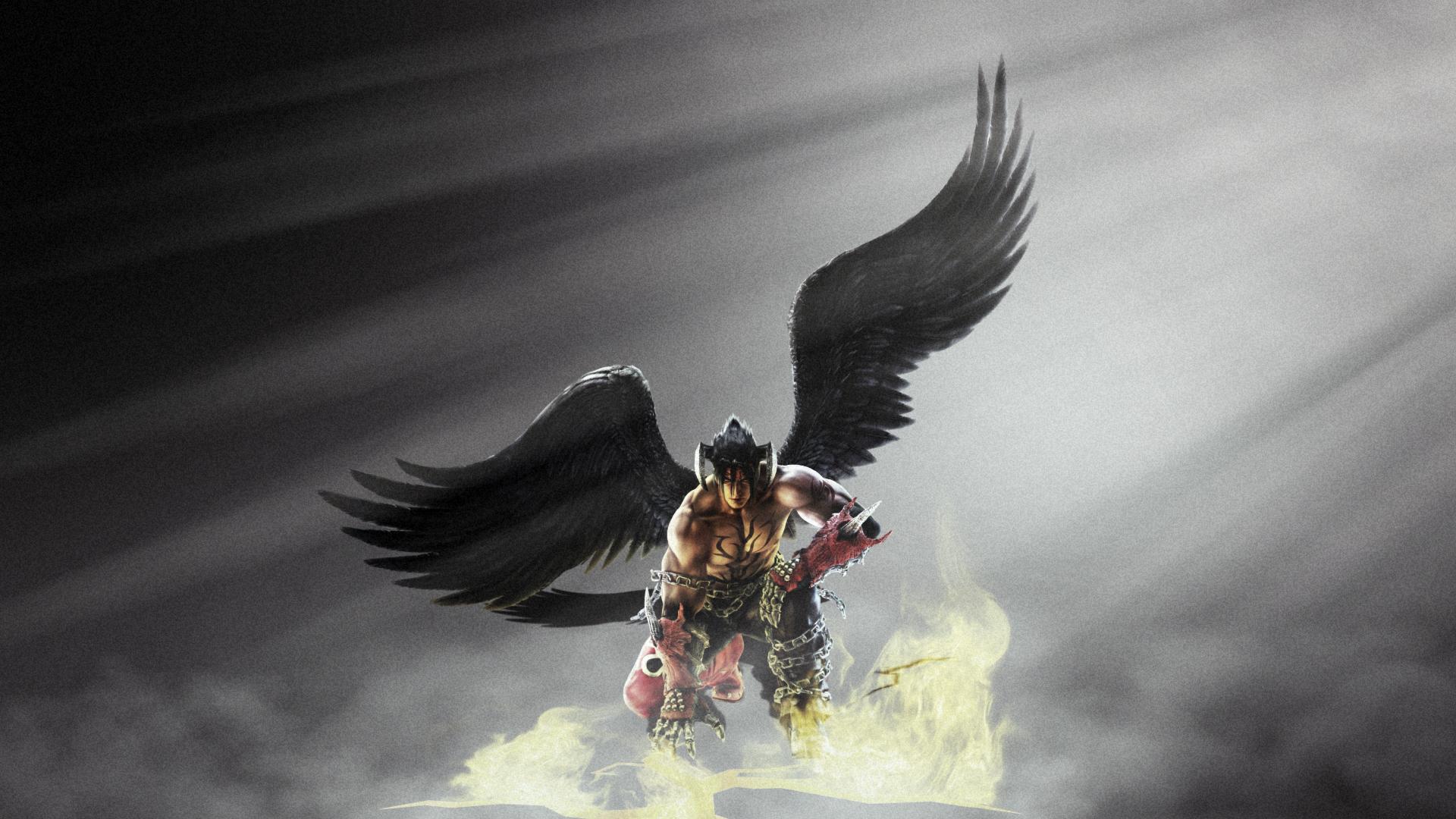 Images Of Tekken Devil Jin Wallpaper