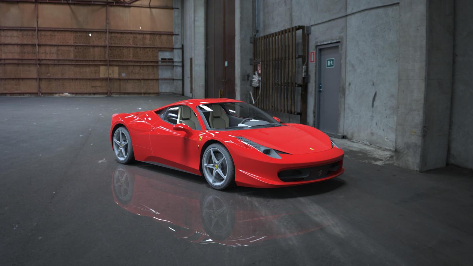 Ferrari 458 italia garage by binary map on deviantart for Garage ferrari charnecles