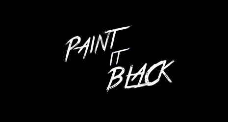 Paint it Black by Binary-Map