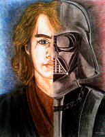 Revenge of the Sith - Anakin/Vader by Jaylastar