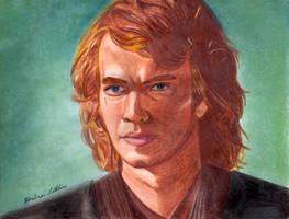 Anakin Skywalker by Jaylastar