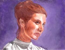 Leia Organa by Jaylastar