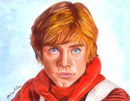 Luke Skywalker by Jaylastar