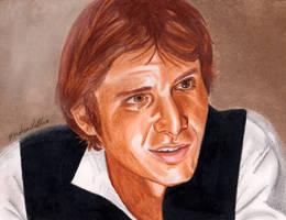 Han Solo by Jaylastar